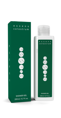 Colostrum Shower Gel