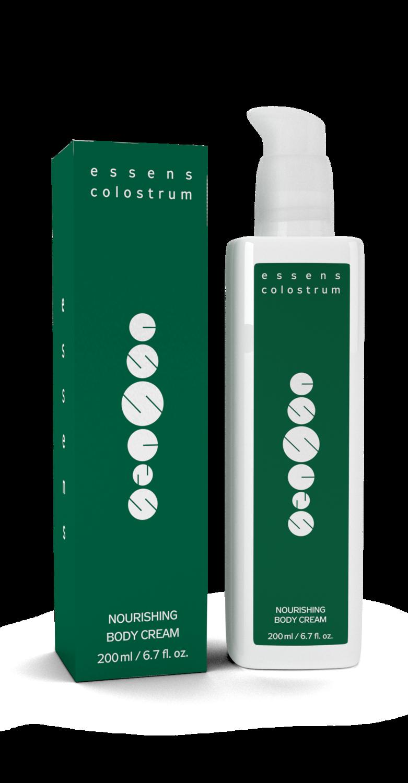 Colostrum Nourishing Body Cream