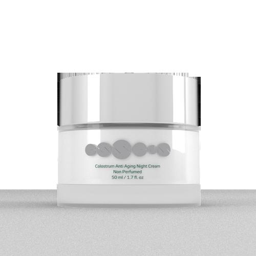 Colostrum+ Anti Aging Night Cream perfumed