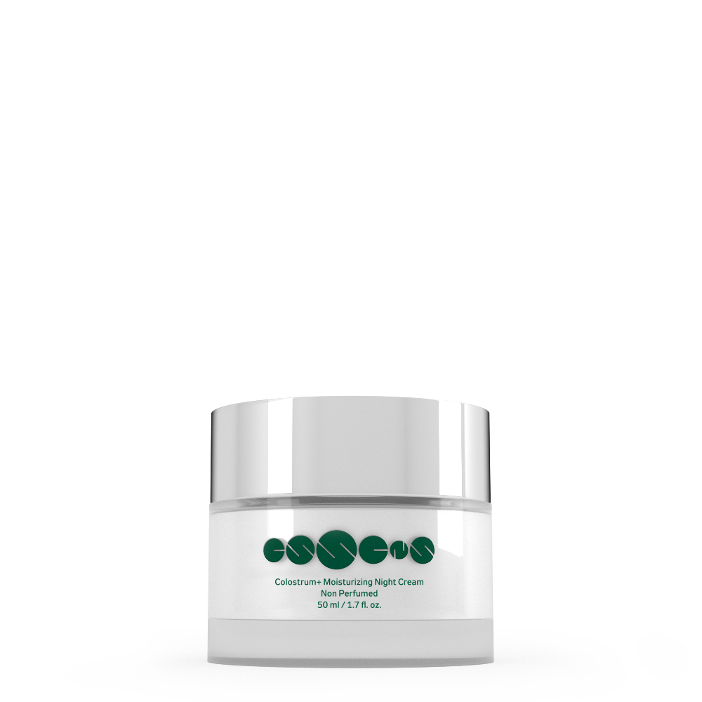 Colostrum+ Moisturizing Night Cream