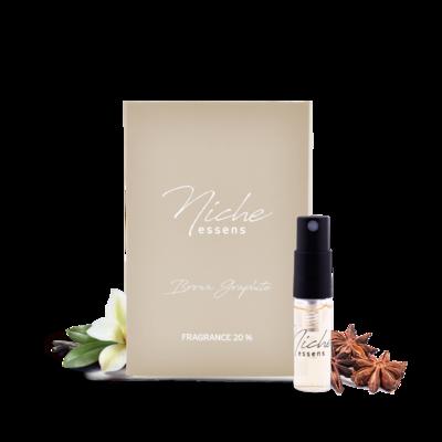 Niche Perfume Sample - Brown Graphite