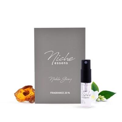 Niche Perfume Sample - Noble Gray