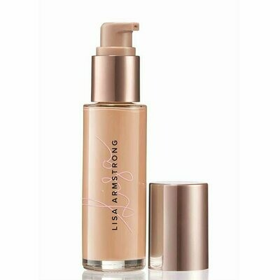 Lisa Armstrong SKINvisible Foundation