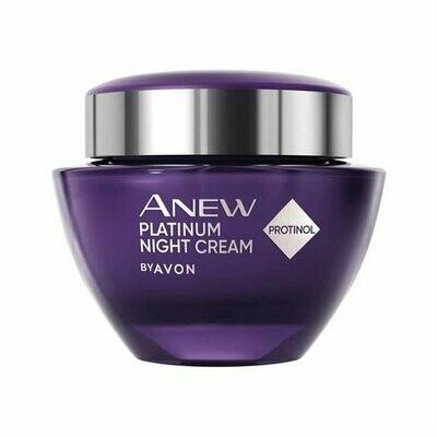 Anew Platinum Night Replenishing Cream