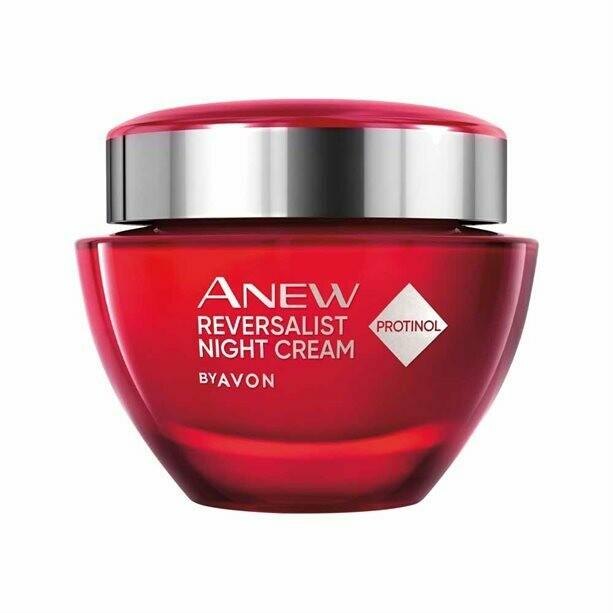 Anew Reversalist Night Revitalising Cream