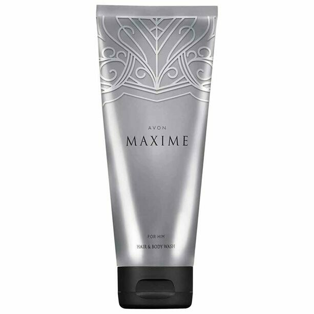 Maxime Hair & Body Wash - 200ml