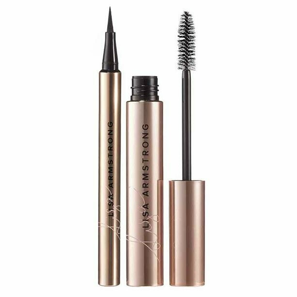 Lisa Armstrong Mascara & Liquid Eyeliner Set