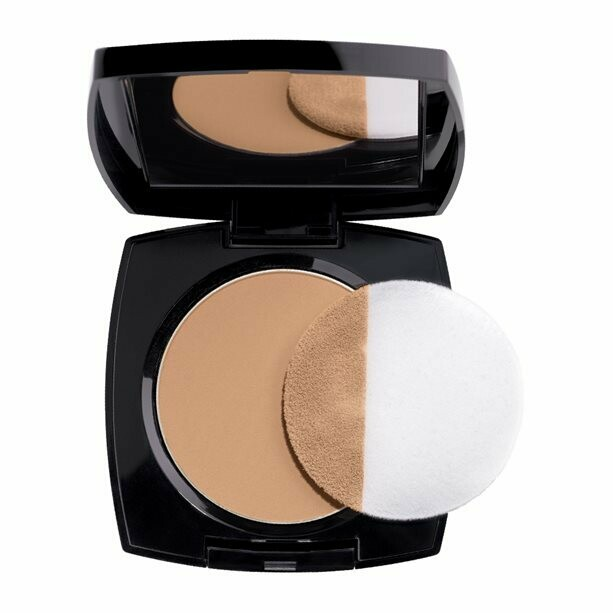 Avon True Flawless Mattifying Pressed Powder