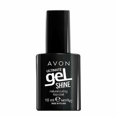 Ultimate Gel Shine Natural Curing Top Coat