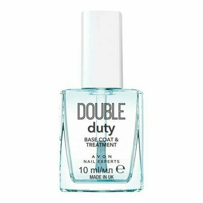 Nail Experts Double Duty Base Coat & Treatment