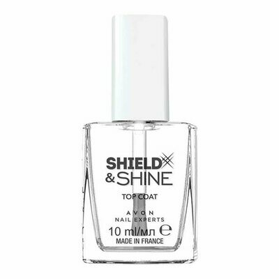 Nail Experts Shield & Shine Top Coat