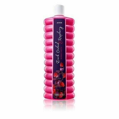 Dark Orchid & Raspberry Bubble Bath - 1 litre