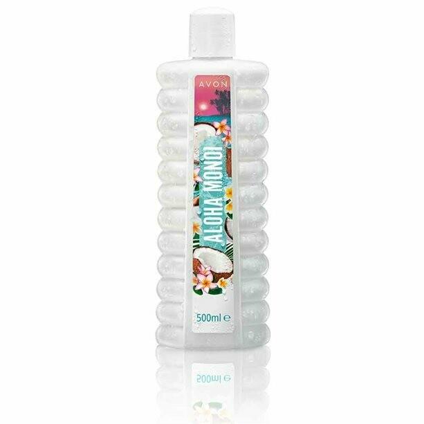Aloha Monoi Bubble Bath - 500ml