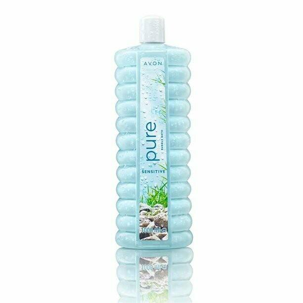 Senses Pure Fresh Bubble Bath - 1 litre