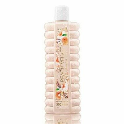 Peach Velvet Bubble Bath - 500ml