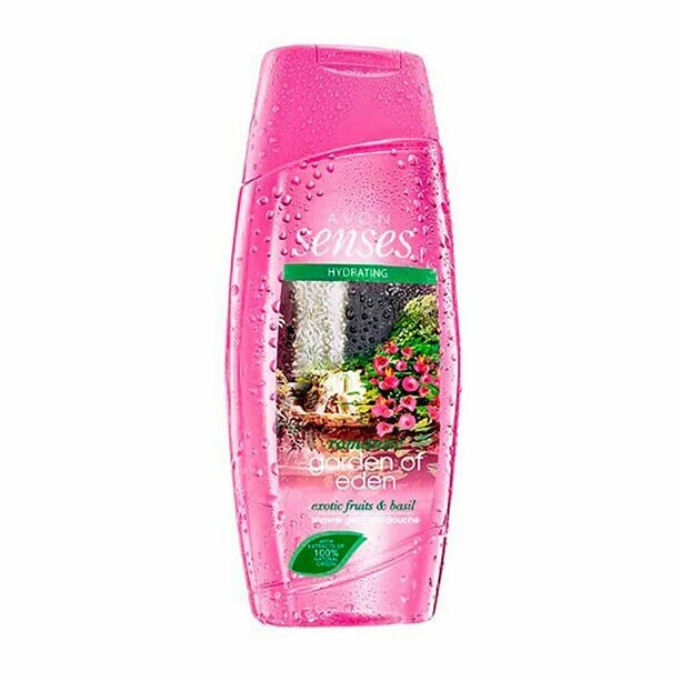 Exotic Fruits & Basil Shower Gel - 500ml