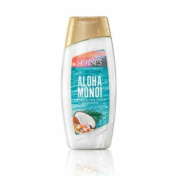Aloha Monoi Shower Crème - 250ml