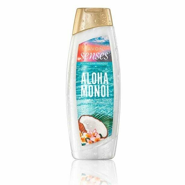 Aloha Monoi Shower Crème - 500ml