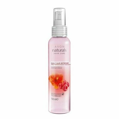 Raspberry & Hibiscus Daily Hair Refresher - 100ml