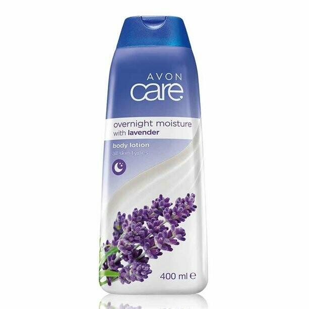 Lavender Overnight Moisture Body Lotion - 400ml