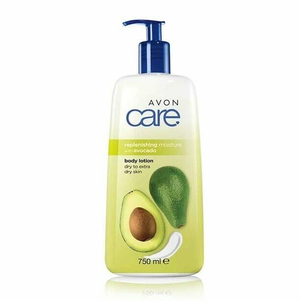 Avon Care Avocado Body Lotion – Bonus Size