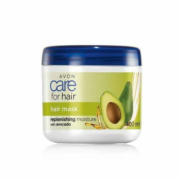 Avon Care Avocado Hair Mask