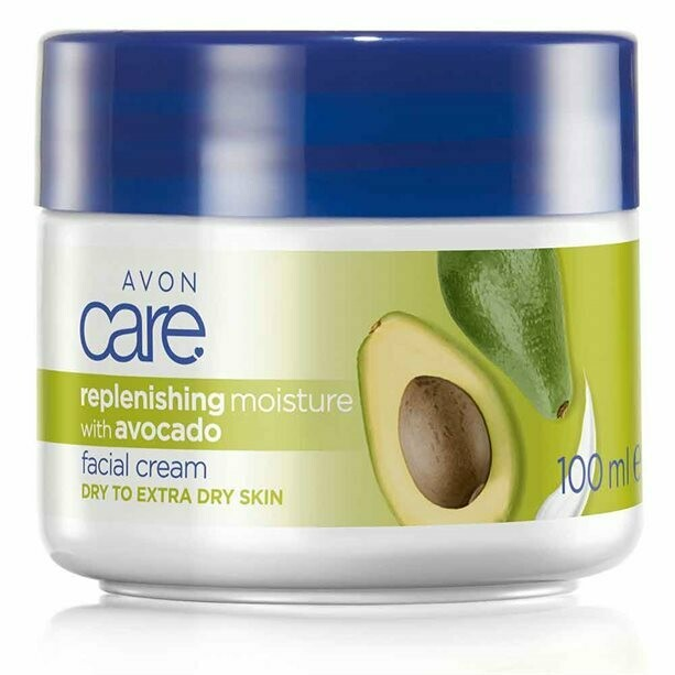 Avocado Oil Face Cream - 100ml
