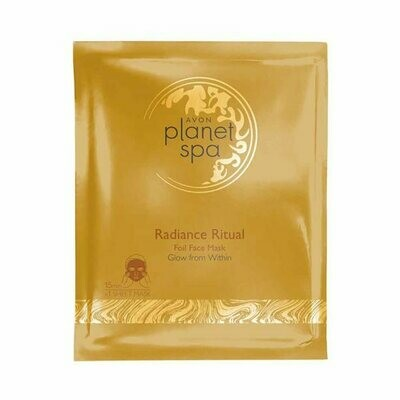 Planet Spa Radiance Ritual Foil Face Mask