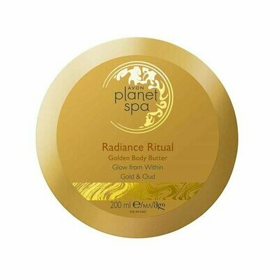 Planet Spa Radiance Ritual Golden Body Butter - 200ml