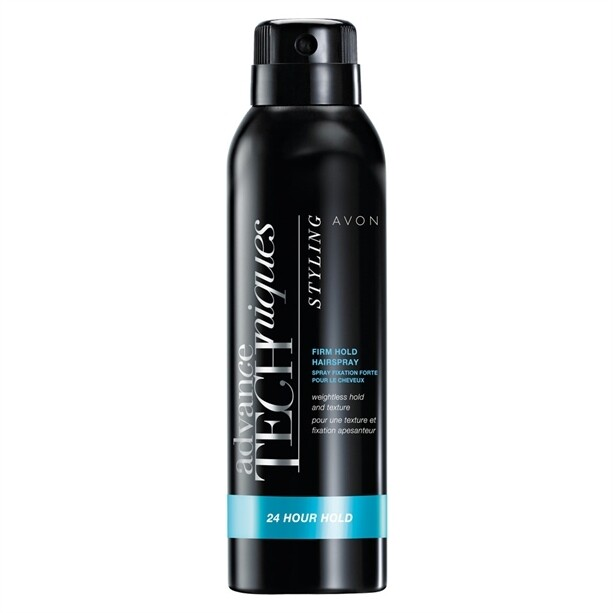 Firm Hold Hairspray - 200ml