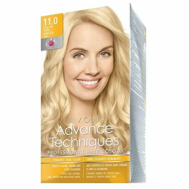 Permanent Hair Dye - Extra Light Blonde 11.0