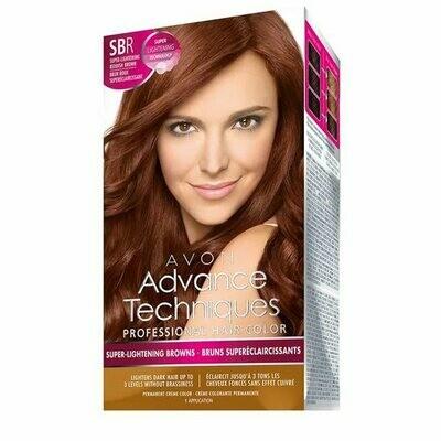 Permanent Hair Dye - High Lift Reddish Brown