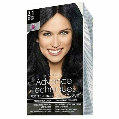 Permanent Hair Dye - Blue Black 2.1