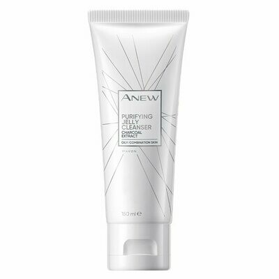 Anew Purifying Jelly Cleanser with Charcoal Extract - 150ml