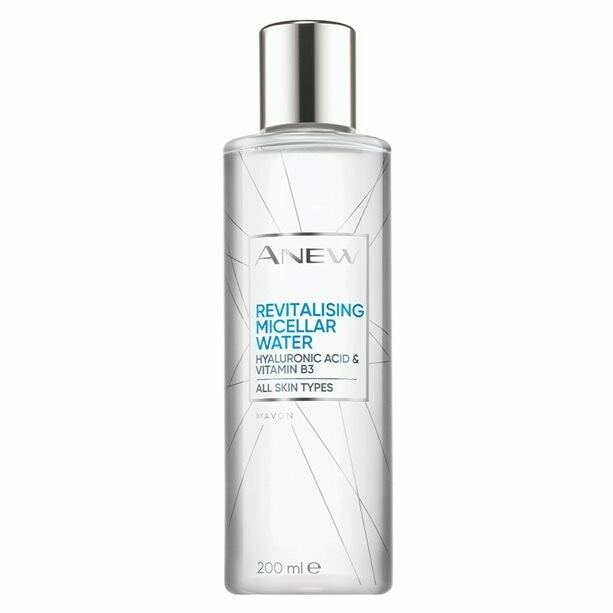 Anew Revitalising Micellar Water with Hyaluronic Acid - 200ml