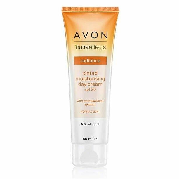 Avon True Nutra Effects Radiance Tinted Moisturiser SPF20
