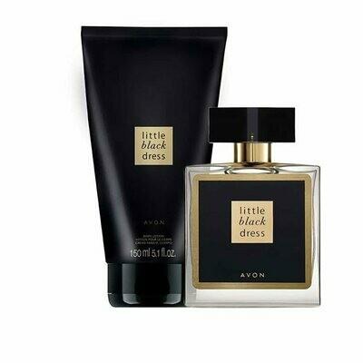 Little Black Dress for Her Perfume Set