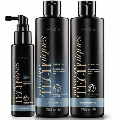 No More Hair Loss Haircare Set