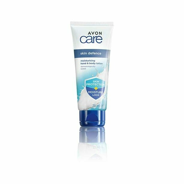 Skin Defence Moisturising Hand & Body Lotion - 75ml