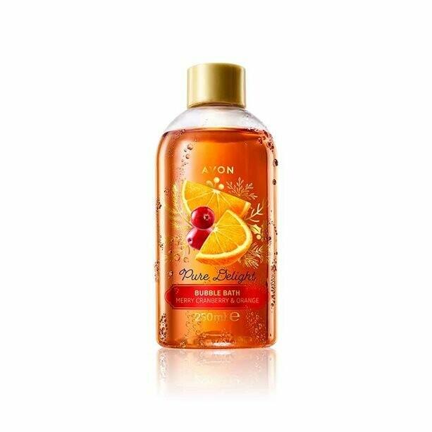 Spiced Orange Bubble Bath - 250ml