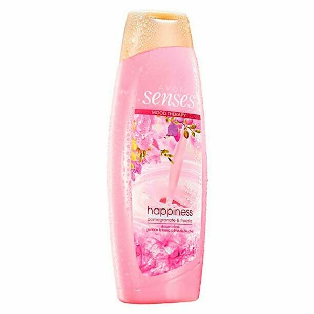 Pomegranate & Freesia Shower Crème - 500ml
