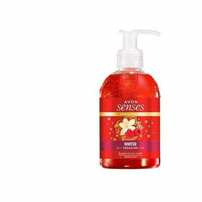Winter Raspberry & Vanilla Hand Wash - 250ml