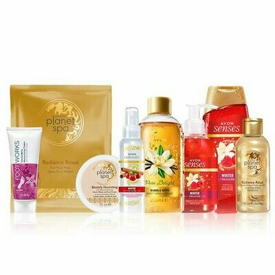 The Sweet & Indulgent Pamper Pack