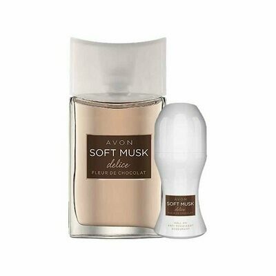 Soft Musk Delice for Her Perfume Set