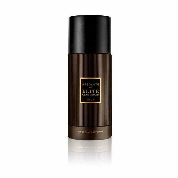 Elite Gentleman Absolute Deodorant Body Spray - 150ml