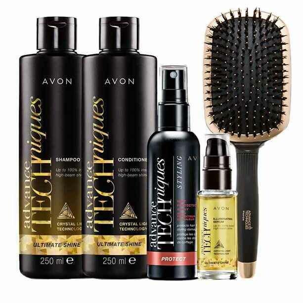 Ultimate Shine Haircare Gift Set