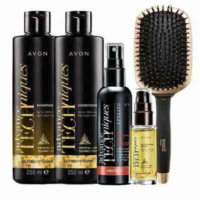 Ultimate Shine Haircare Gift Set