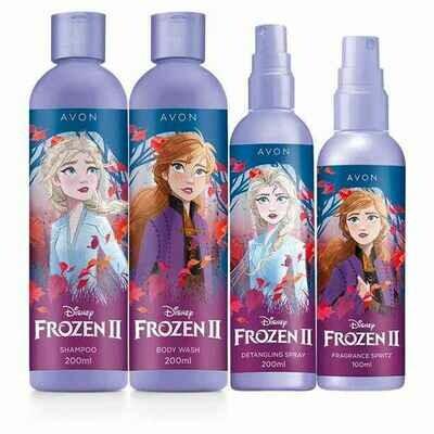 Disney Frozen 2 Bathtime Gift Set