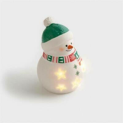 Snowman LED Lights