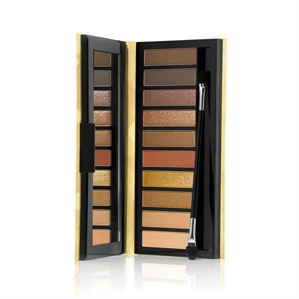 Glowing Gold Genius Eyeshadow Palette